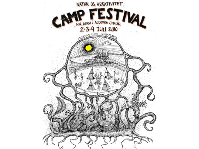 Camp Festival, Christiania
