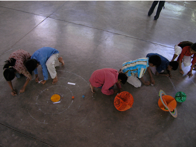 Rishi Valley School workshops