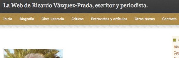 Ricardo Vazquez-Prada